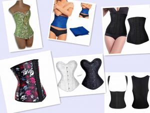 Differences Between Different Trainers – Waist Trainers, Post-Pregnancy Garments and Corsets