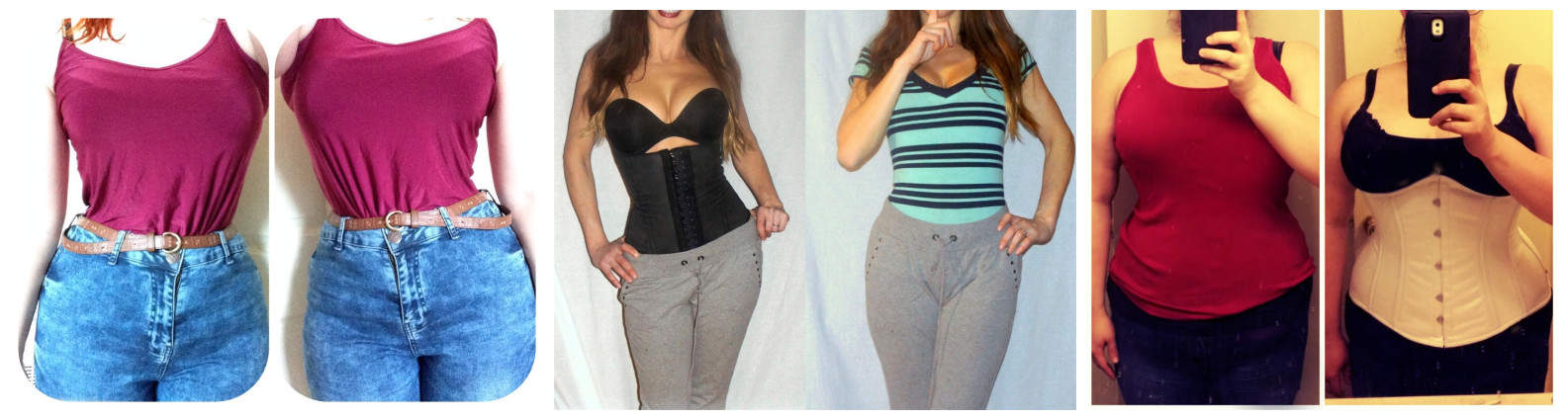 Waist trainer you can wear under clothes