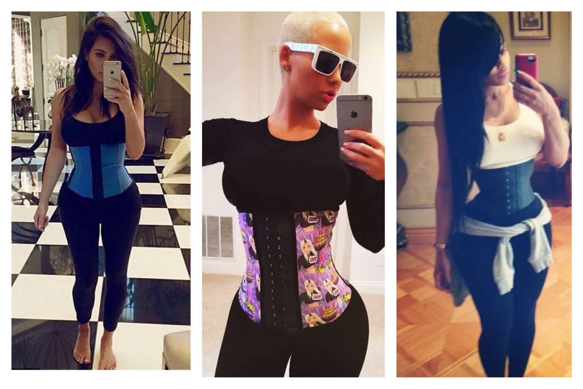 Waist Training: The Before and After Magic