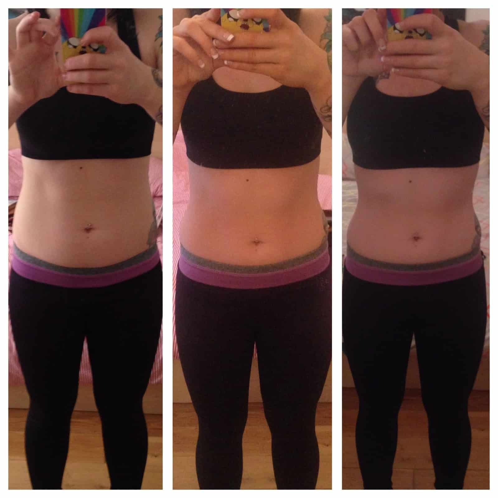 096e7ec1ec Waist Training Before   After Examples - Me and My Waist
