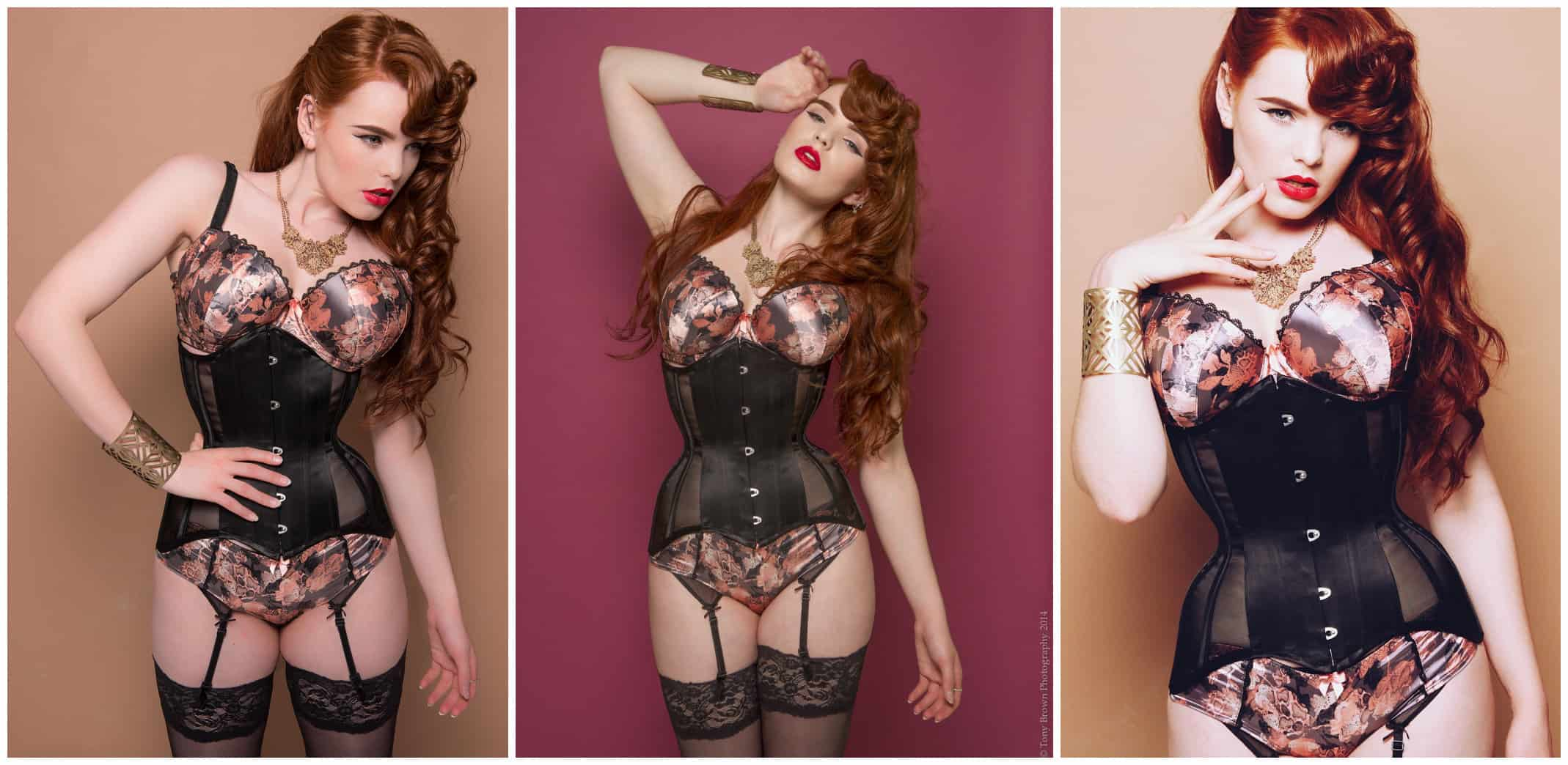 Long-line Corsets Fits Perfectly with Your Short Waist