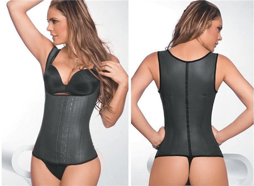 9ff9f1b2a3 Waist Trainer Vest  7 Differences from Waist Training Corset   3 Top  Choices - Me and My Waist