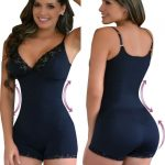 Dark blue body shaper