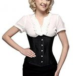 Camellias Women 26 Boned Corset Shaper