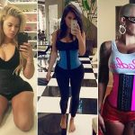 Waist training celebrities