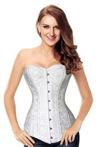 Overbust Corset: Body Shape, Corset Sizing & 3 Best Overbust Corsets