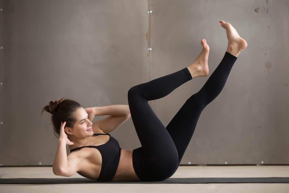 How to Reduce the Ugly Belly Fat Fast at Home? (6 Fat Burning Exercises)