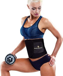 UltraComfy Waist Trimmer Trainer Belt